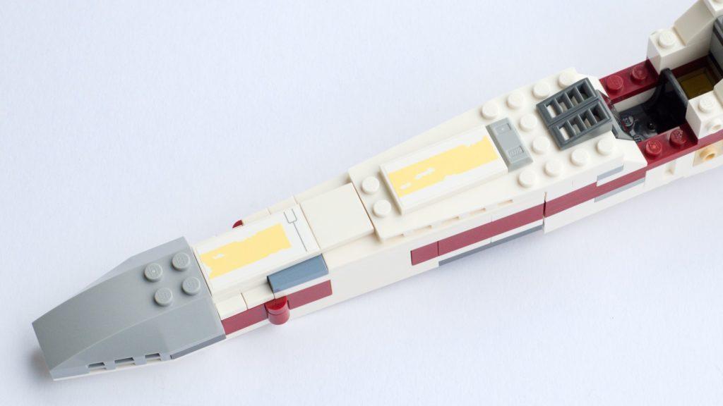 LEGO® Star Wars™ 75218 - Bauabschnitt 2 - Bild 35 | ©2018 Brickzeit