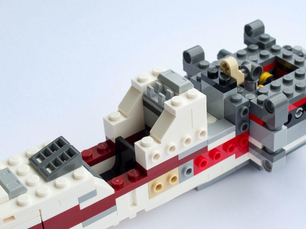 LEGO® Star Wars™ 75218 - Bauabschnitt 2 - Bild 36 | ©2018 Brickzeit