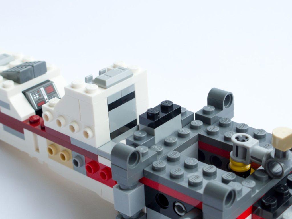 LEGO® Star Wars™ 75218 - Bauabschnitt 2 - Bild 37 | ©2018 Brickzeit
