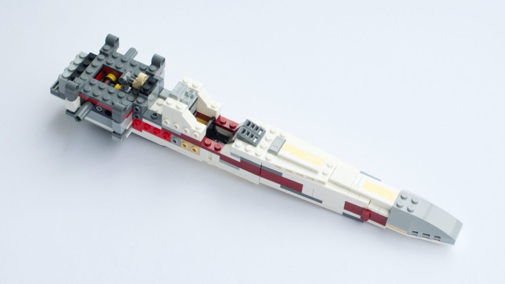 LEGO® Star Wars™ 75218 - Bauabschnitt 2 - Bild 38 | ©2018 Brickzeit