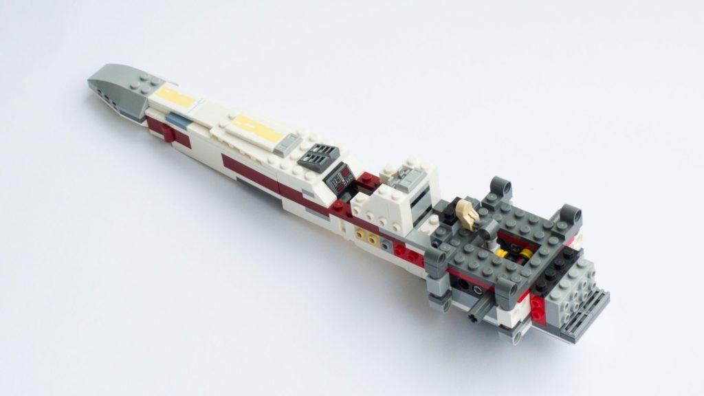 LEGO® Star Wars™ 75218 - Bauabschnitt 2 - Bild 39 | ©2018 Brickzeit