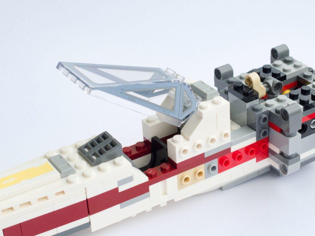 LEGO® Star Wars™ 75218 - Bauabschnitt 3 - Bild 01 | ©2018 Brickzeit