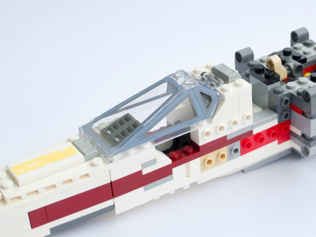 LEGO® Star Wars™ 75218 - Bauabschnitt 3 - Bild 02 | ©2018 Brickzeit