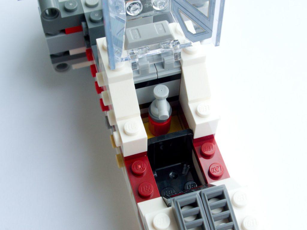 LEGO® Star Wars™ 75218 - Bauabschnitt 3 - Bild 04 | ©2018 Brickzeit