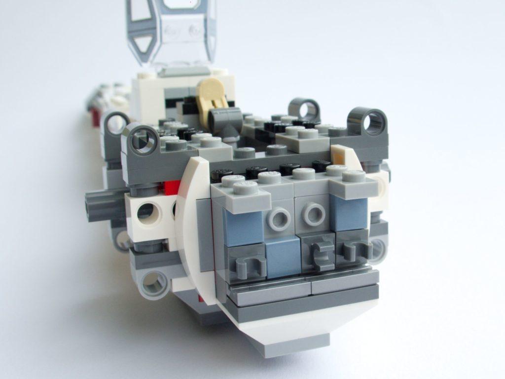 LEGO® Star Wars™ 75218 - Bauabschnitt 3 - Bild 05 | ©2018 Brickzeit