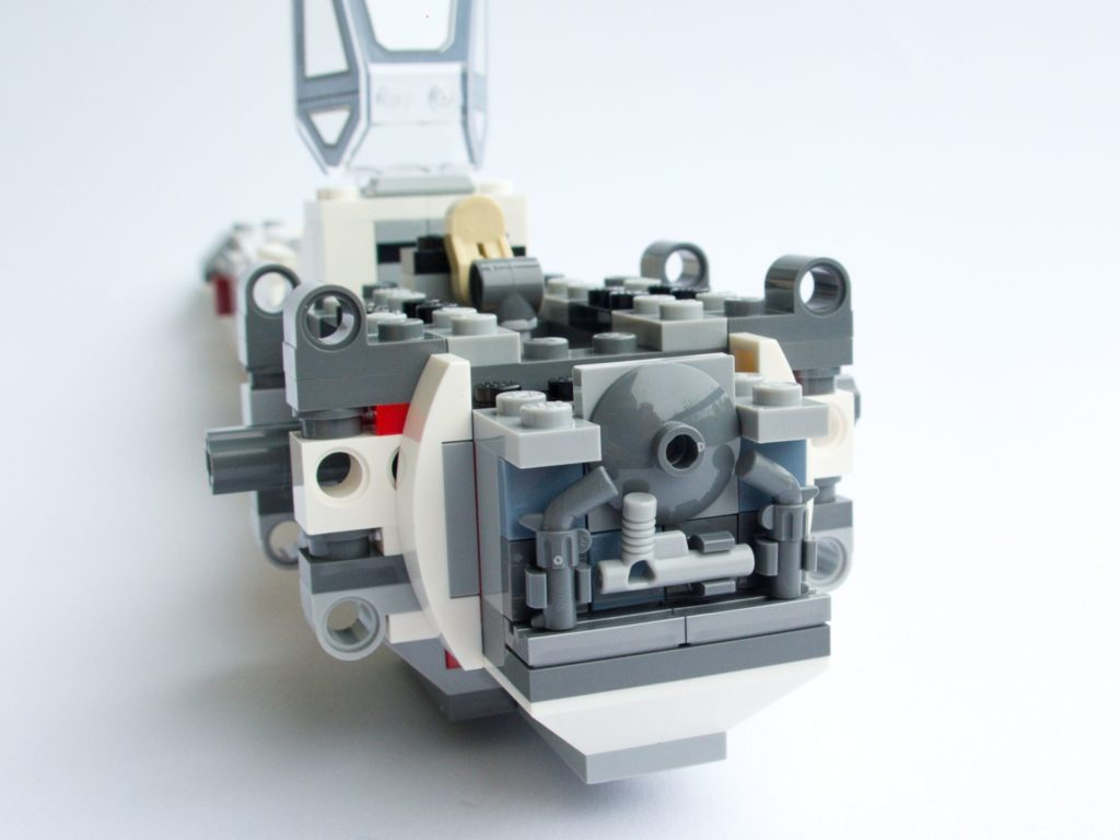 LEGO® Star Wars™ 75218 - Bauabschnitt 3 - Bild 06 | ©2018 Brickzeit