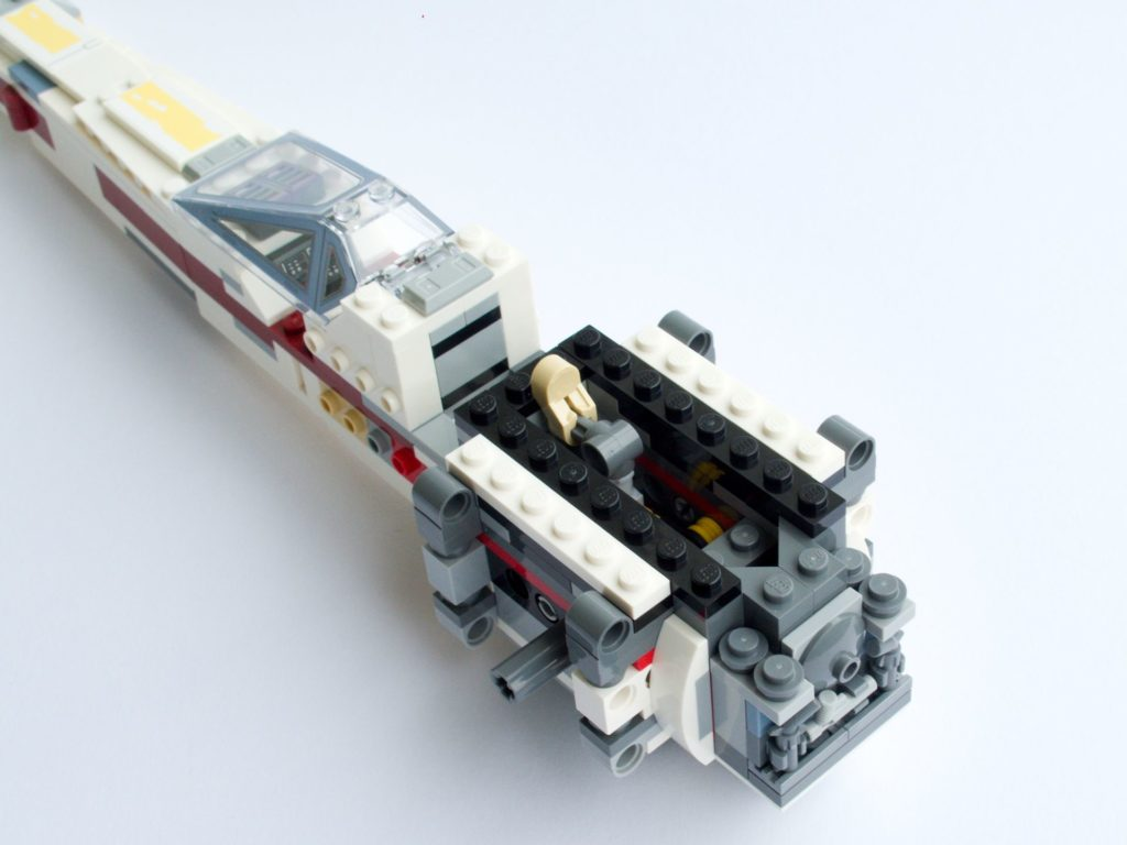 LEGO® Star Wars™ 75218 - Bauabschnitt 3 - Bild 07 | ©2018 Brickzeit