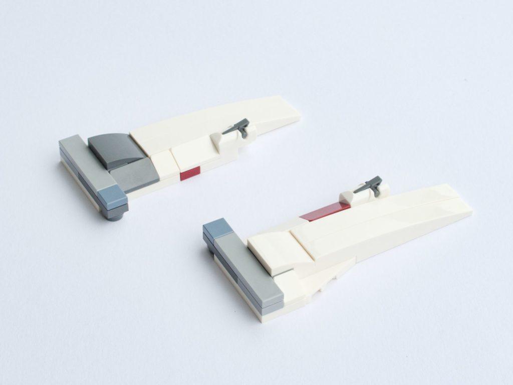 LEGO® Star Wars™ 75218 - Bauabschnitt 3 - Bild 09 | ©2018 Brickzeit