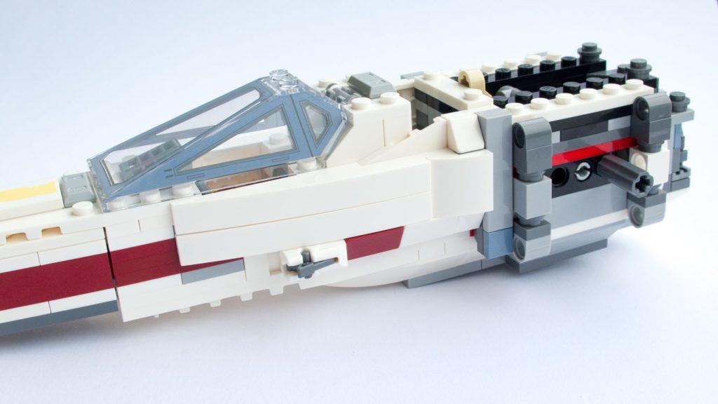 LEGO® Star Wars™ 75218 - Bauabschnitt 3 - Bild 11 | ©2018 Brickzeit