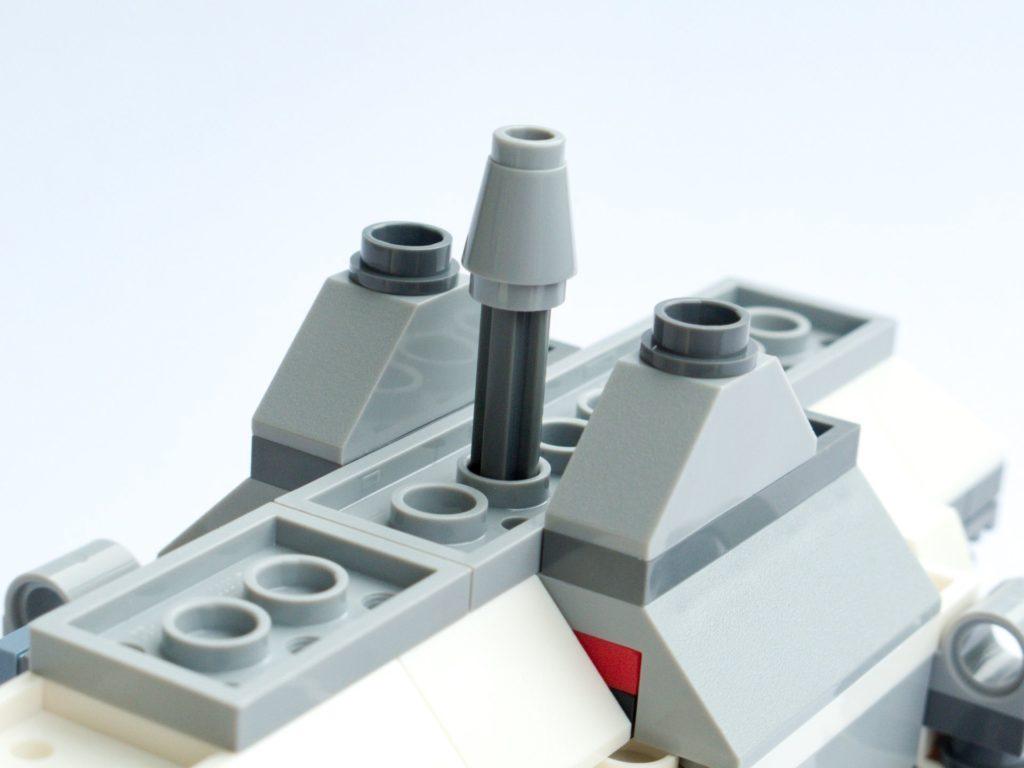LEGO® Star Wars™ 75218 - Bauabschnitt 3 - Bild 13 | ©2018 Brickzeit