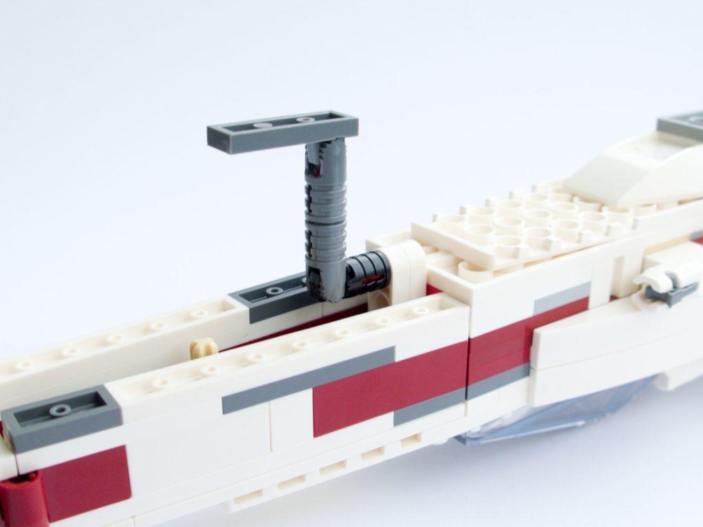 LEGO® Star Wars™ 75218 - Bauabschnitt 3 - Bild 16 | ©2018 Brickzeit