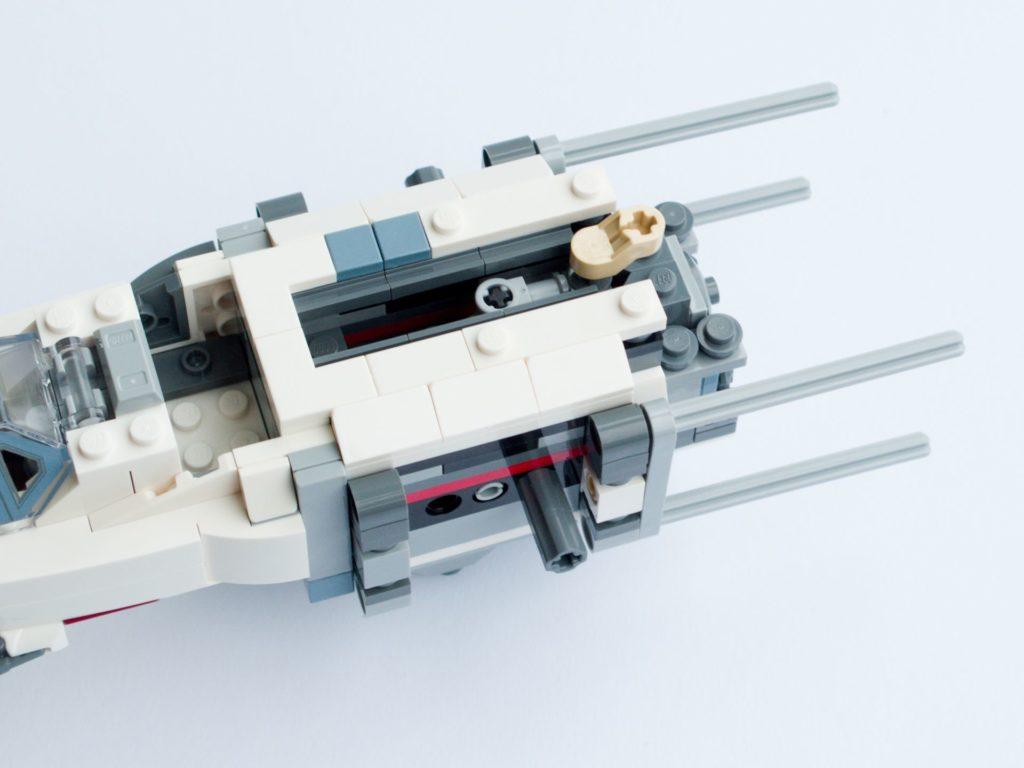 LEGO® Star Wars™ 75218 - Bauabschnitt 3 - Bild 18 | ©2018 Brickzeit