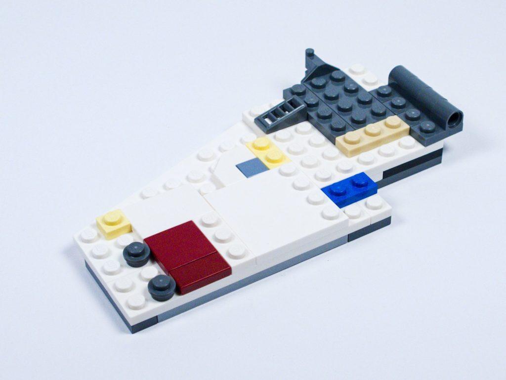 LEGO® Star Wars™ 75218 - Bauabschnitt 4 - Bild 01 | ©2018 Brickzeit