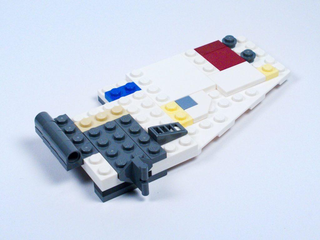 LEGO® Star Wars™ 75218 - Bauabschnitt 4 - Bild 02 | ©2018 Brickzeit
