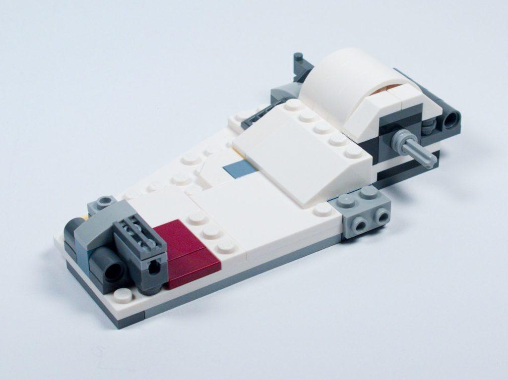 LEGO® Star Wars™ 75218 - Bauabschnitt 4 - Bild 04 | ©2018 Brickzeit