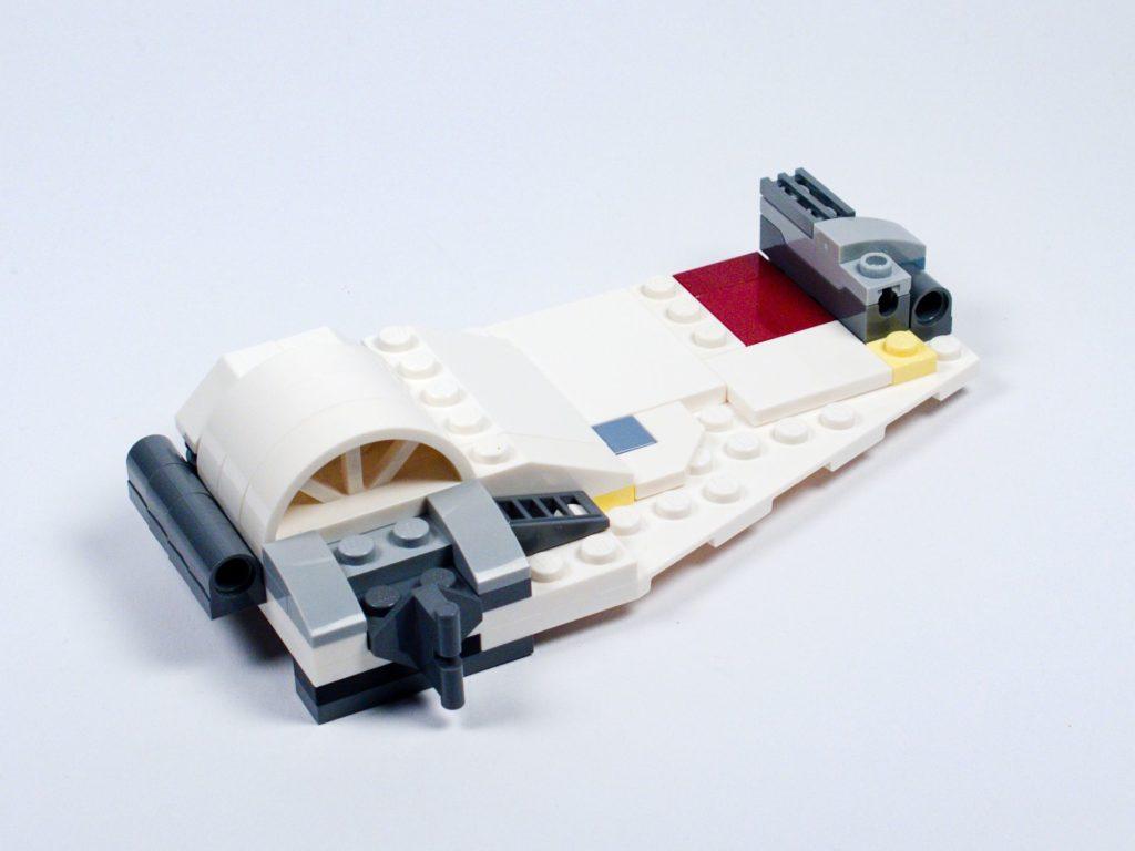 LEGO® Star Wars™ 75218 - Bauabschnitt 4 - Bild 05 | ©2018 Brickzeit