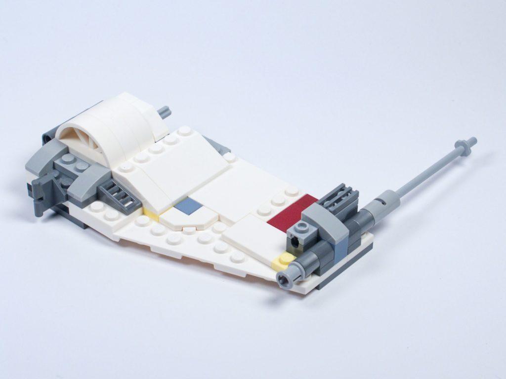 LEGO® Star Wars™ 75218 - Bauabschnitt 4 - Bild 07 | ©2018 Brickzeit