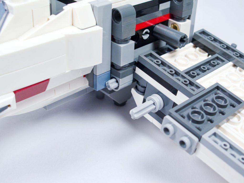 LEGO® Star Wars™ 75218 - Bauabschnitt 4 - Bild 09 | ©2018 Brickzeit