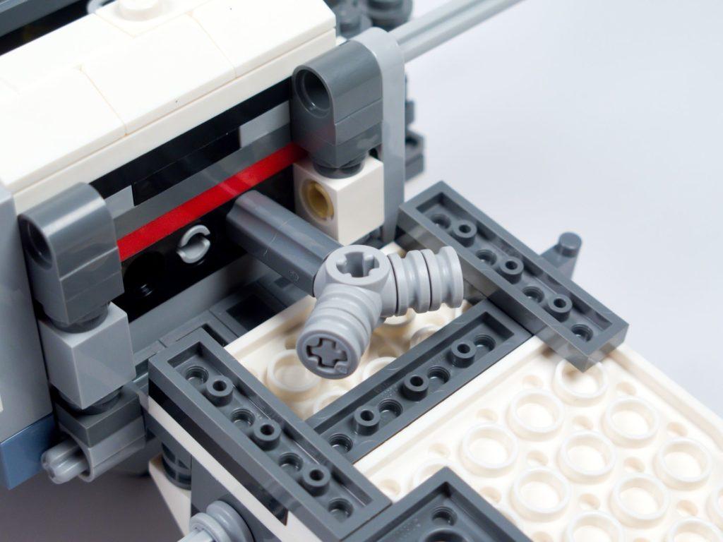 LEGO® Star Wars™ 75218 - Bauabschnitt 4 - Bild 12 | ©2018 Brickzeit