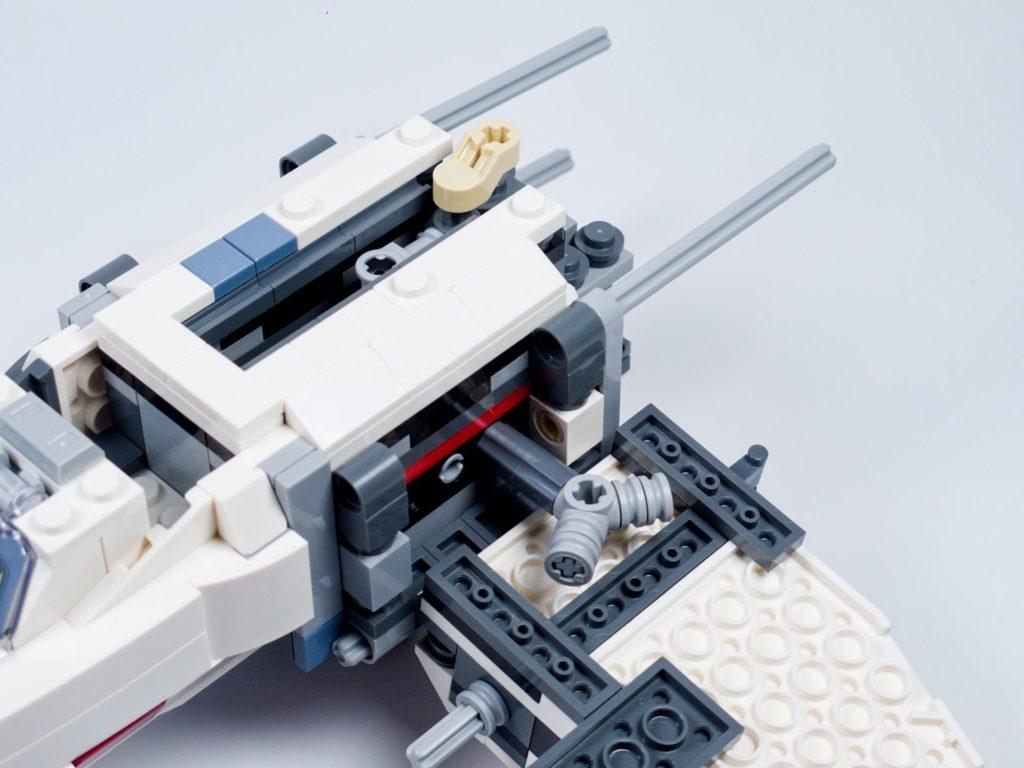 LEGO® Star Wars™ 75218 - Bauabschnitt 4 - Bild 13 | ©2018 Brickzeit