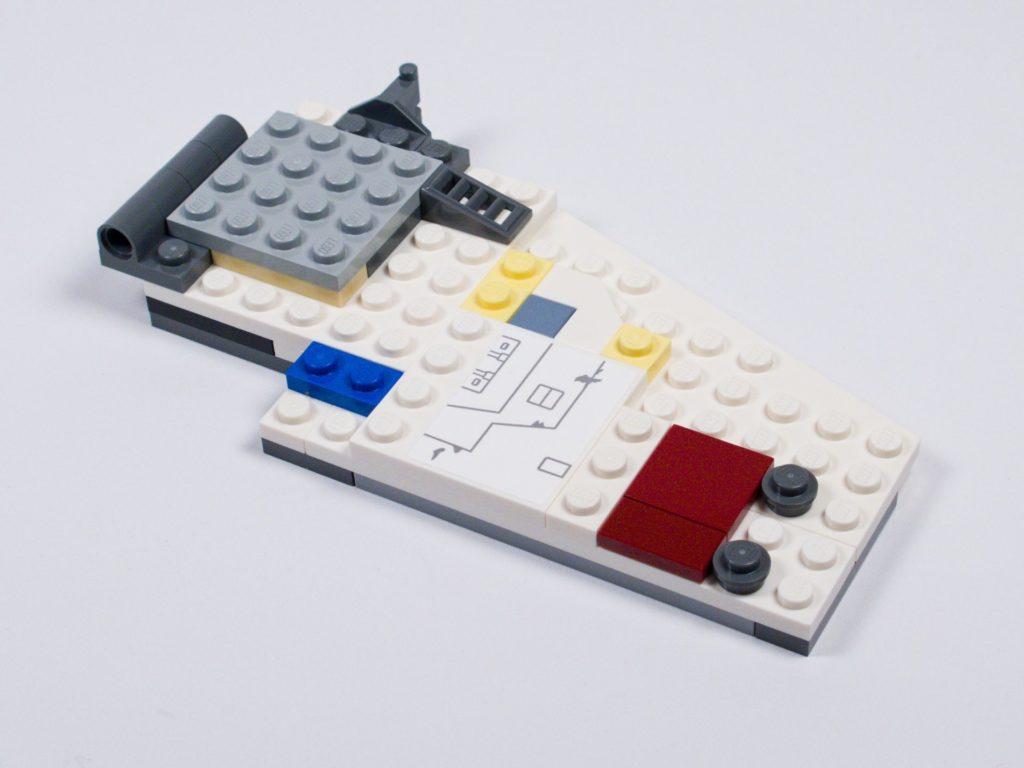 LEGO® Star Wars™ 75218 - Bauabschnitt 4 - Bild 14 | ©2018 Brickzeit