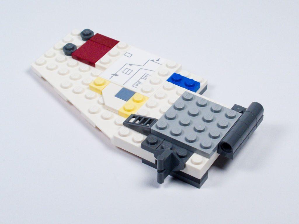 LEGO® Star Wars™ 75218 - Bauabschnitt 4 - Bild 15 | ©2018 Brickzeit
