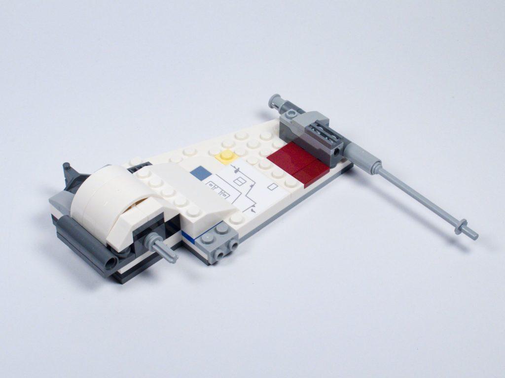 LEGO® Star Wars™ 75218 - Bauabschnitt 4 - Bild 16 | ©2018 Brickzeit