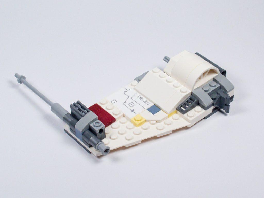 LEGO® Star Wars™ 75218 - Bauabschnitt 4 - Bild 17 | ©2018 Brickzeit
