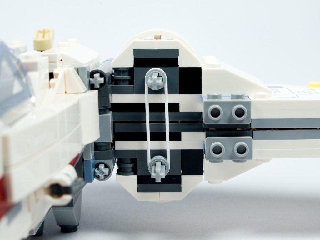 LEGO® Star Wars™ 75218 - Bauabschnitt 4 - Bild 18 | ©2018 Brickzeit