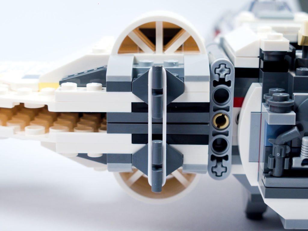 LEGO® Star Wars™ 75218 - Bauabschnitt 4 - Bild 19 | ©2018 Brickzeit