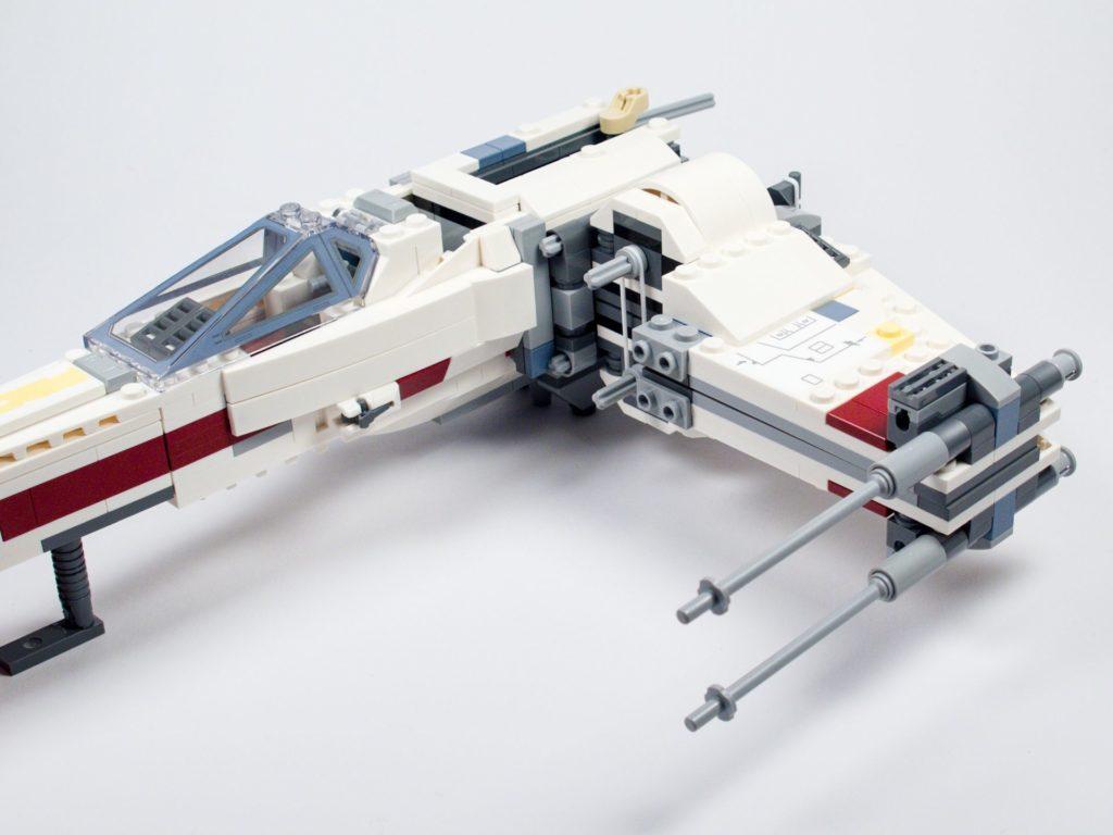 LEGO® Star Wars™ 75218 - Bauabschnitt 4 - Bild 20 | ©2018 Brickzeit
