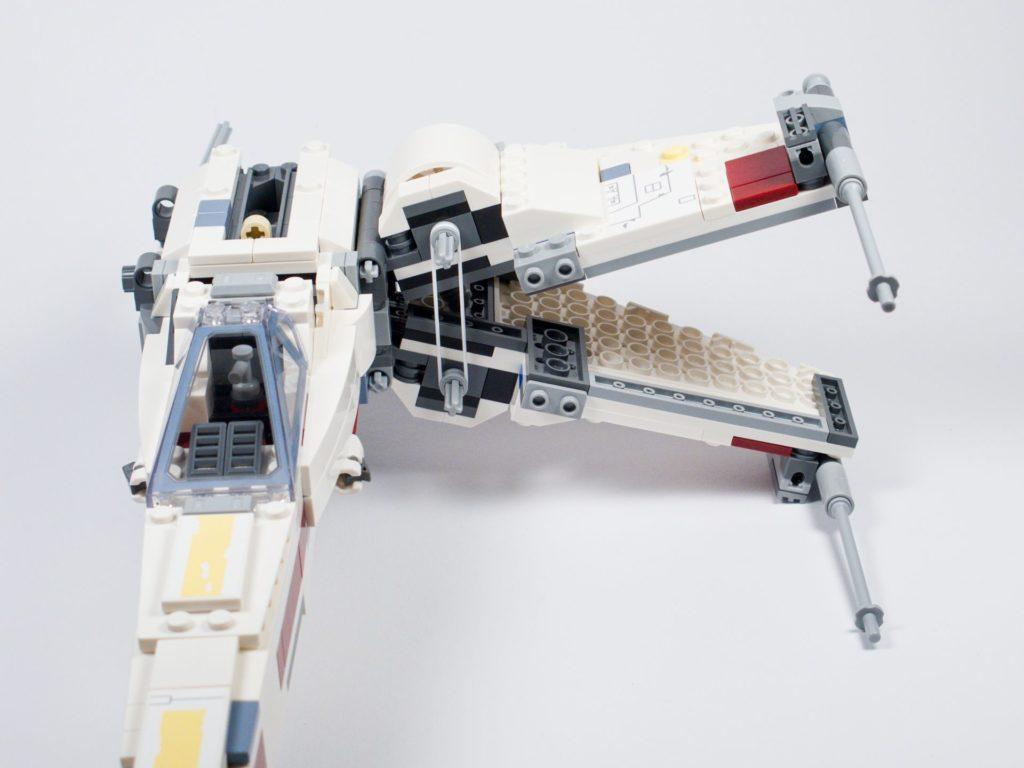 LEGO® Star Wars™ 75218 - Bauabschnitt 4 - Bild 21 | ©2018 Brickzeit