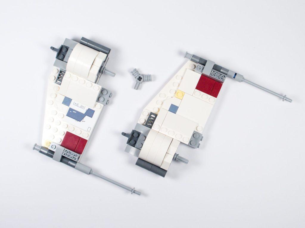 LEGO® Star Wars™ 75218 - Bauabschnitt 5 - Bild 01 | ©2018 Brickzeit