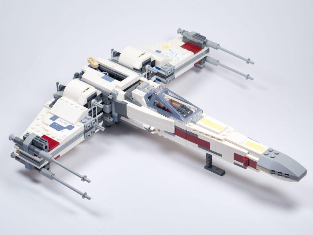 LEGO® Star Wars™ 75218 - Bauabschnitt 5 - Bild 02 | ©2018 Brickzeit