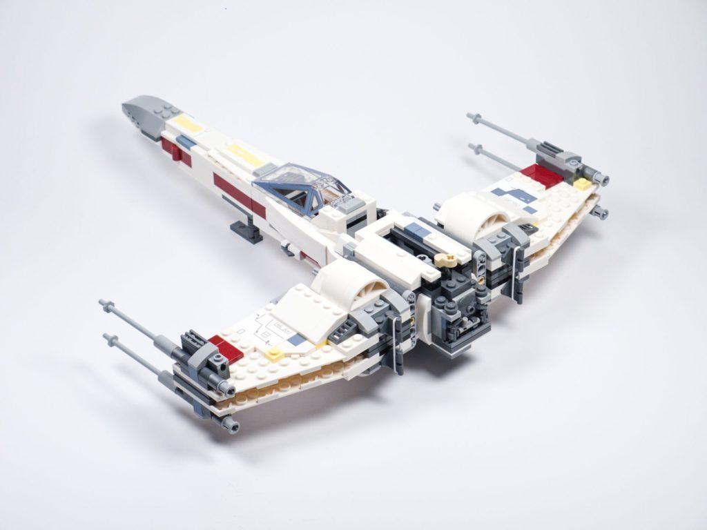 LEGO® Star Wars™ 75218 - Bauabschnitt 5 - Bild 03 | ©2018 Brickzeit