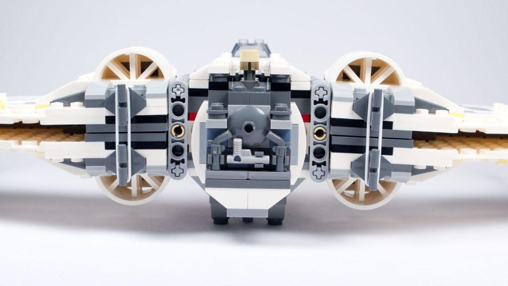 LEGO® Star Wars™ 75218 - Bauabschnitt 5 - Bild 04 | ©2018 Brickzeit