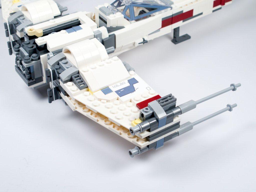 LEGO® Star Wars™ 75218 - Bauabschnitt 5 - Bild 05 | ©2018 Brickzeit