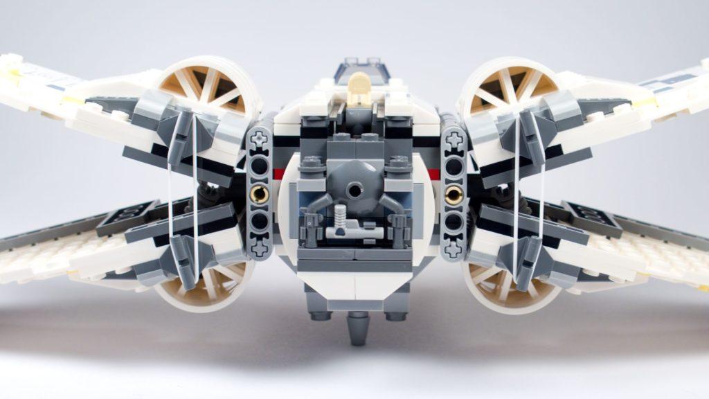 LEGO® Star Wars™ 75218 - Bauabschnitt 5 - Bild 06 | ©2018 Brickzeit