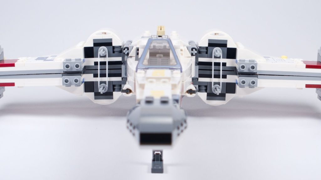 LEGO® Star Wars™ 75218 - Bauabschnitt 5 - Bild 07 | ©2018 Brickzeit