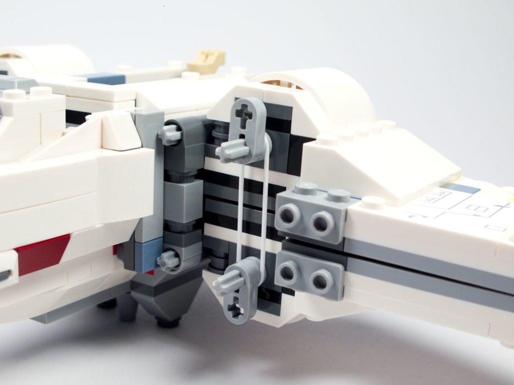 LEGO® Star Wars™ 75218 - Bauabschnitt 6 - Bild 01 | ©2018 Brickzeit
