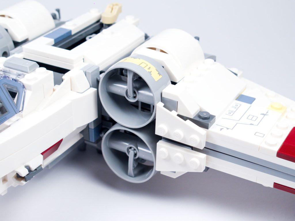 LEGO® Star Wars™ 75218 - Bauabschnitt 6 - Bild 03 | ©2018 Brickzeit