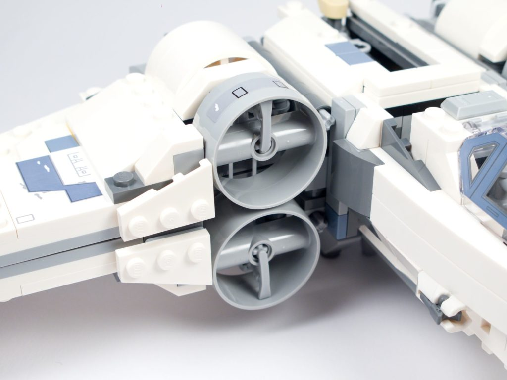 LEGO® Star Wars™ 75218 - Bauabschnitt 6 - Bild 04 | ©2018 Brickzeit