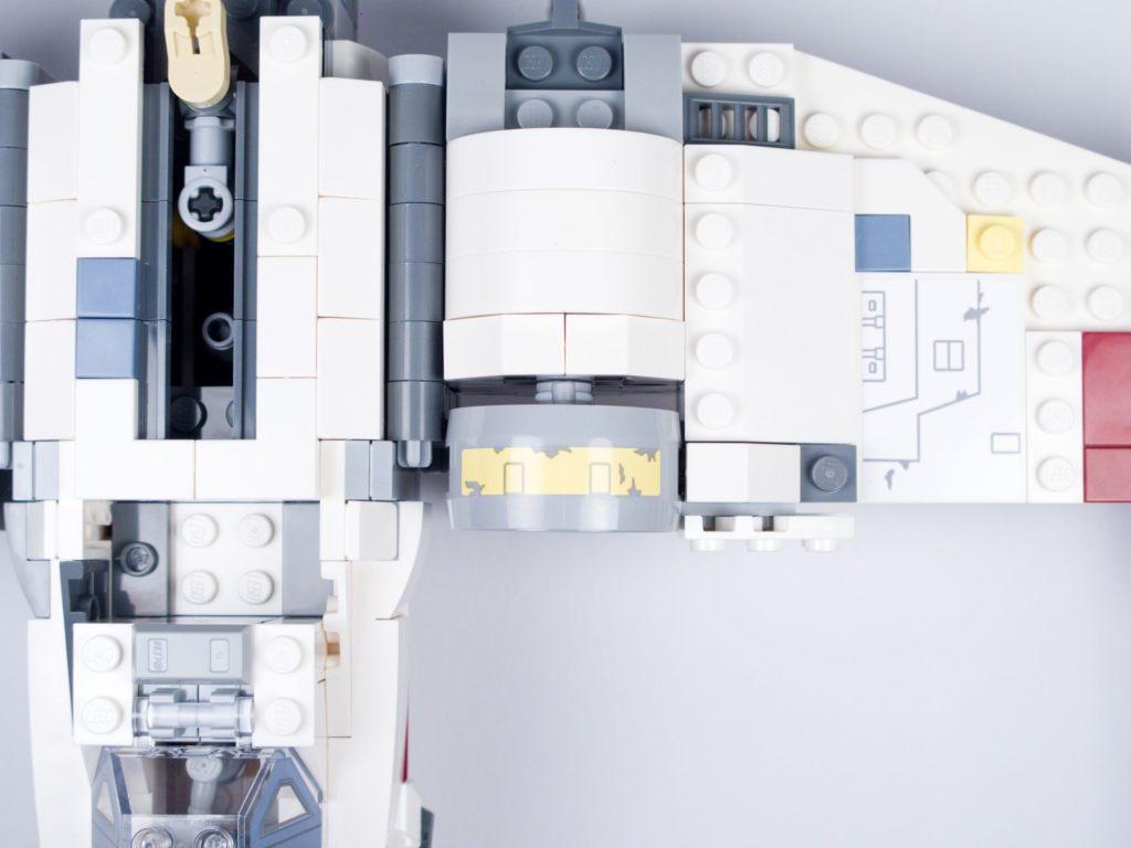 LEGO® Star Wars™ 75218 - Bauabschnitt 6 - Bild 05 | ©2018 Brickzeit