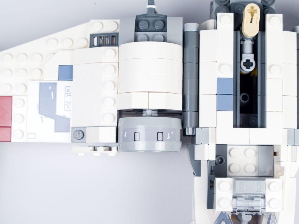 LEGO® Star Wars™ 75218 - Bauabschnitt 6 - Bild 06 | ©2018 Brickzeit
