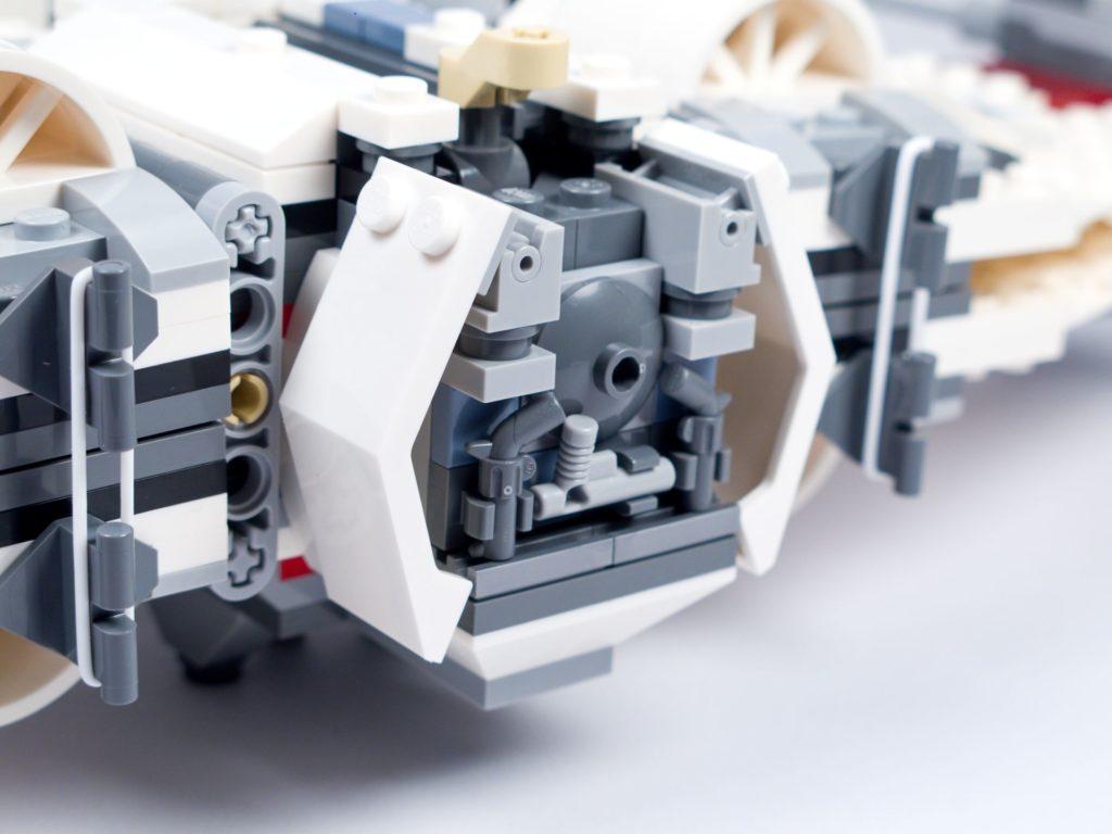 LEGO® Star Wars™ 75218 - Bauabschnitt 6 - Bild 09 | ©2018 Brickzeit