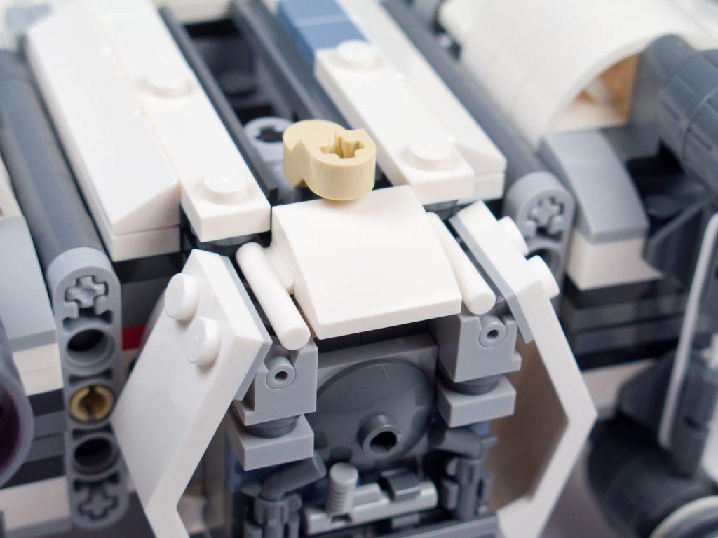 LEGO® Star Wars™ 75218 - Bauabschnitt 6 - Bild 13 | ©2018 Brickzeit