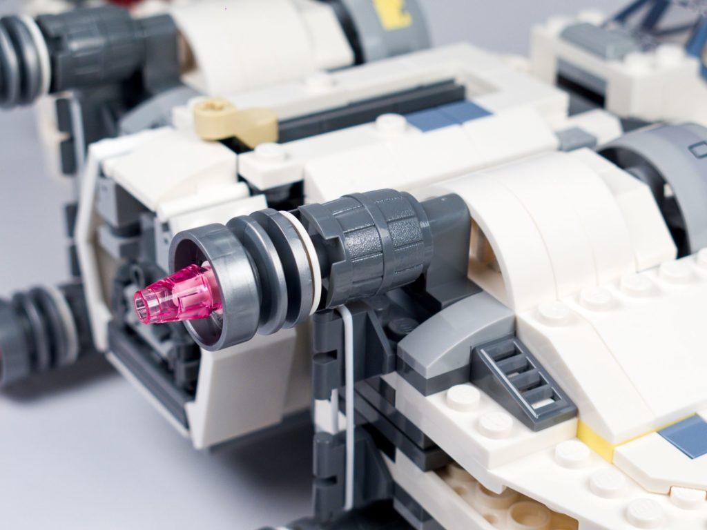 LEGO® Star Wars™ 75218 - Bauabschnitt 6 - Bild 14 | ©2018 Brickzeit