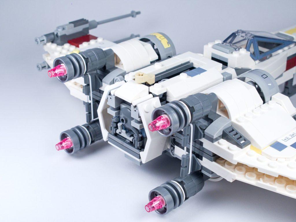 LEGO® Star Wars™ 75218 - Bauabschnitt 6 - Bild 15 | ©2018 Brickzeit