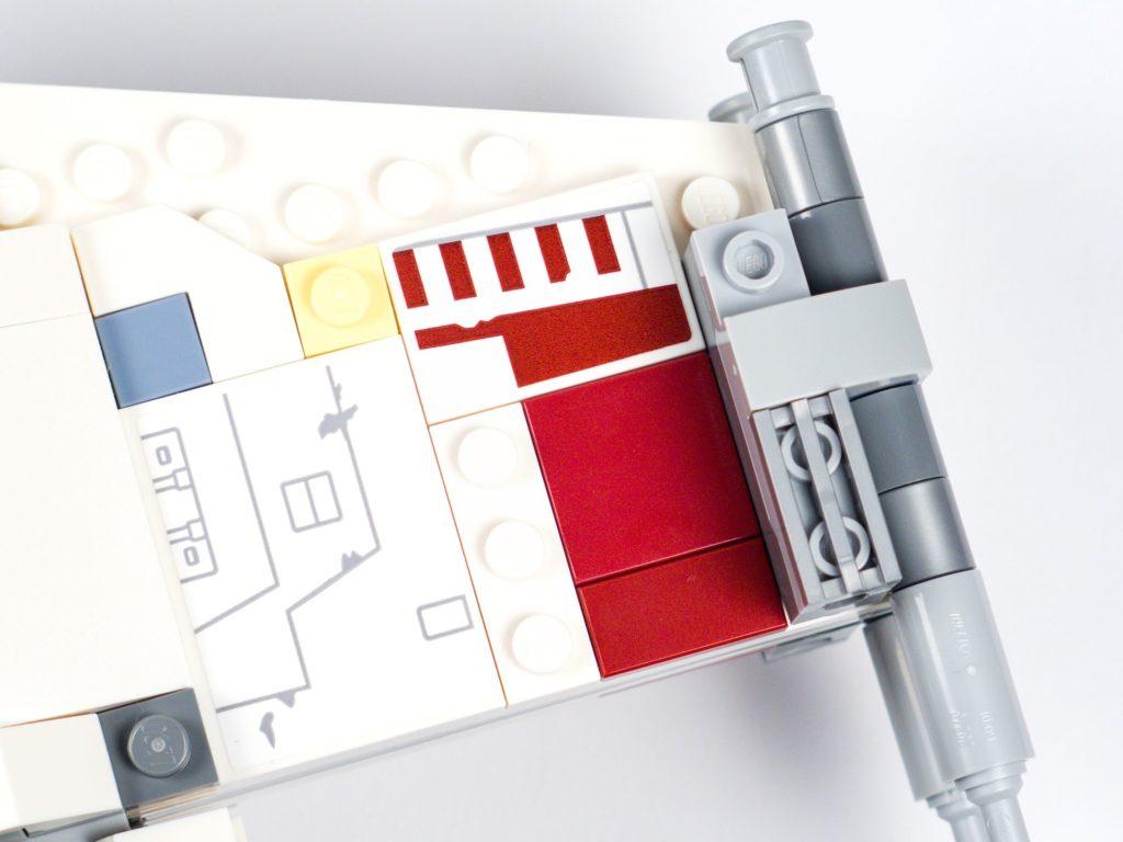 LEGO® Star Wars™ 75218 - Bauabschnitt 6 - Bild 17 | ©2018 Brickzeit