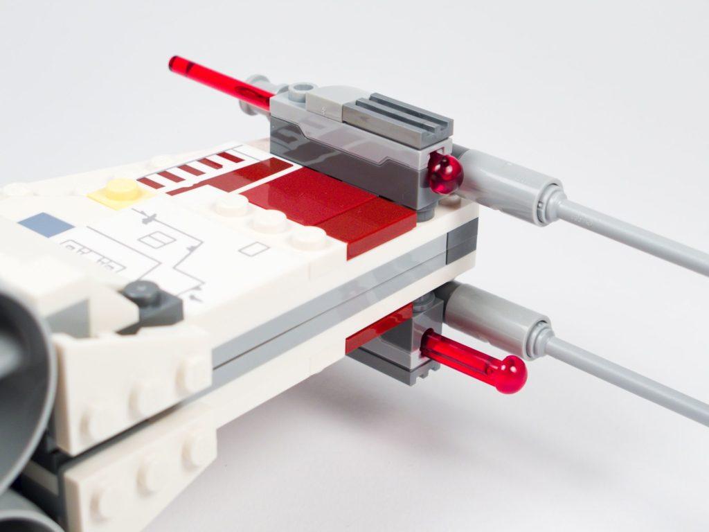 LEGO® Star Wars™ 75218 - Bauabschnitt 6 - Bild 19 | ©2018 Brickzeit